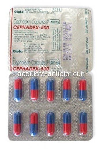 Acheter du Cephalexin