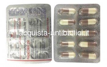 Acheter du Chloromycetin