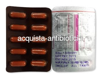 Acheter du Sumycin